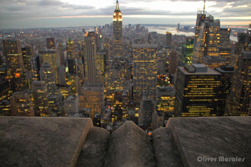 From Rockefeller Center